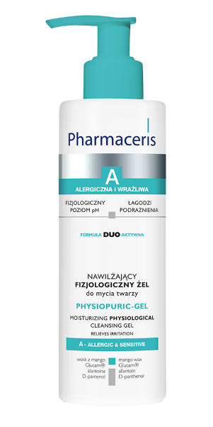 PHARMACERIS A Physiopuric-Gel Cleanse
