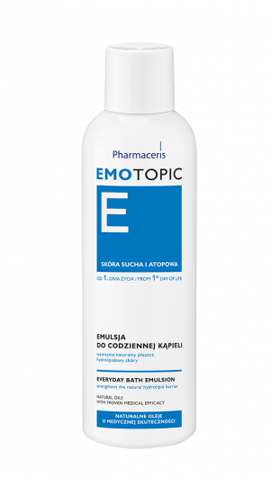 PHARMACERIS E Everyday Bath Emulsion