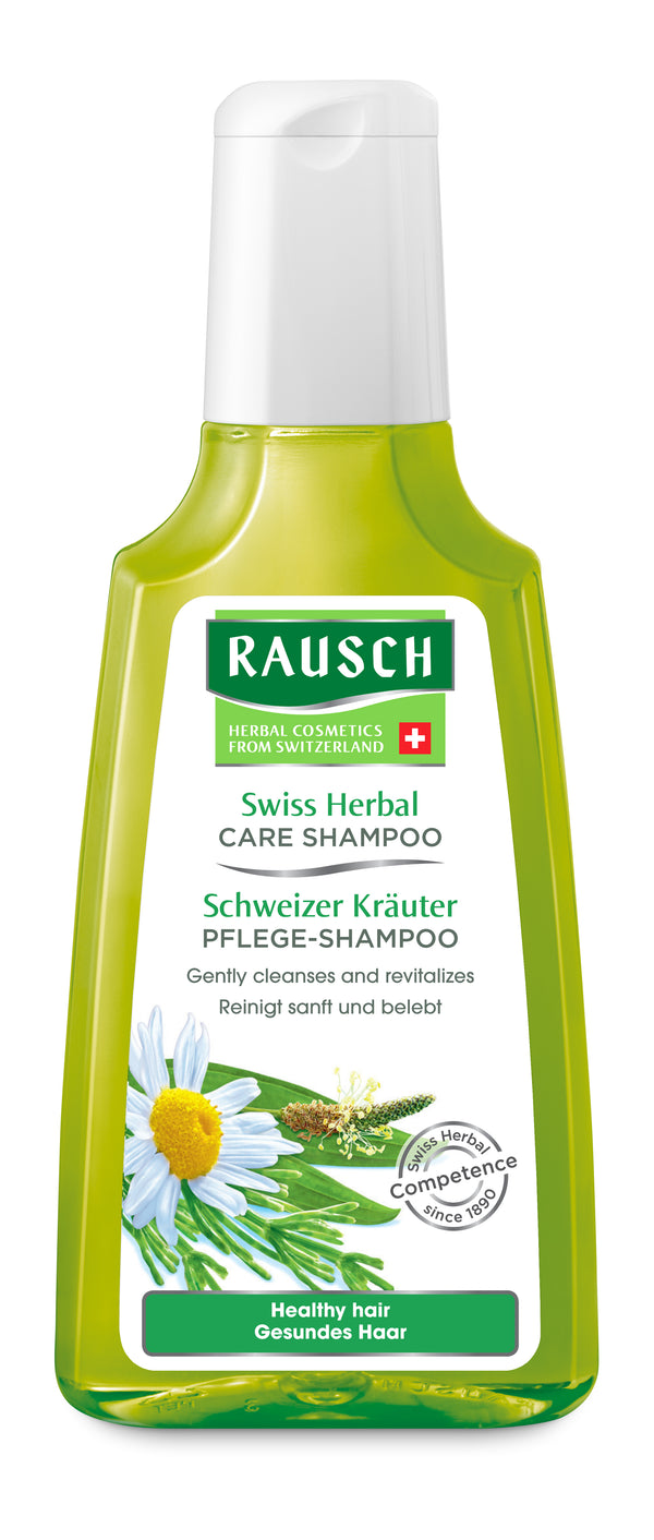RAUSCH Swiss Herbal Care Shampoo For Healthy Hair