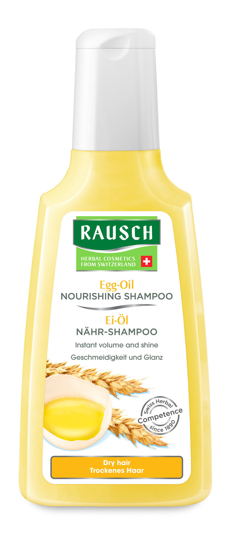 RAUSCH Egg-Oil Nourishing Shampoo For Dry Hair