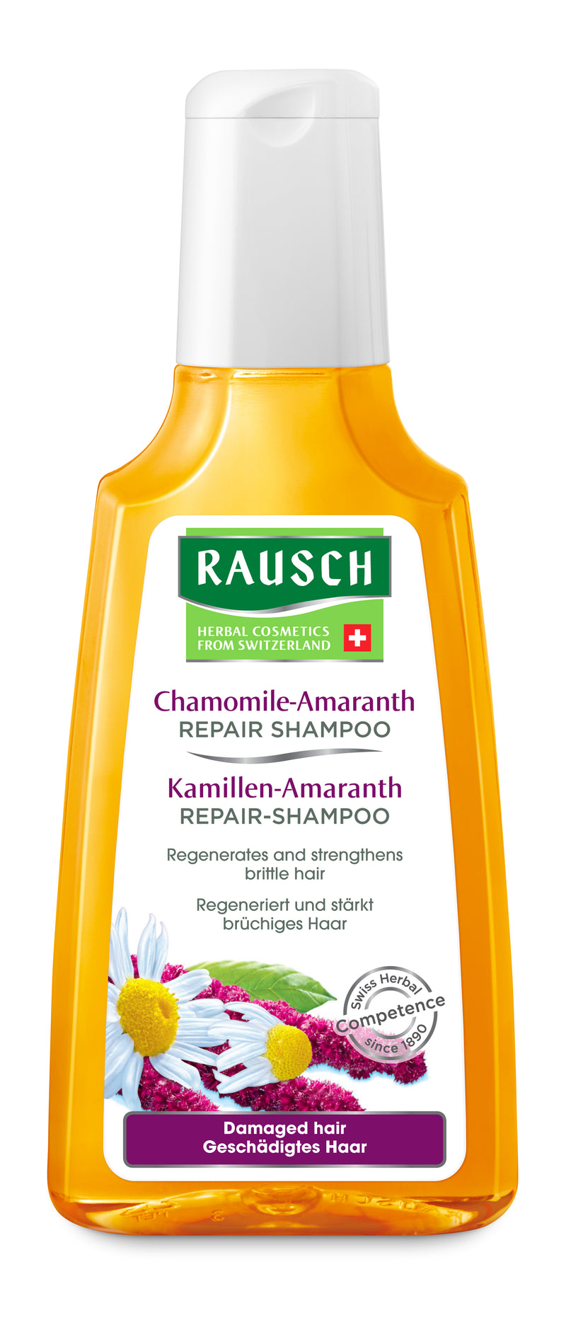 RAUSCH Chamomile-Amaranth Repair Shampoo For Damaged Hair