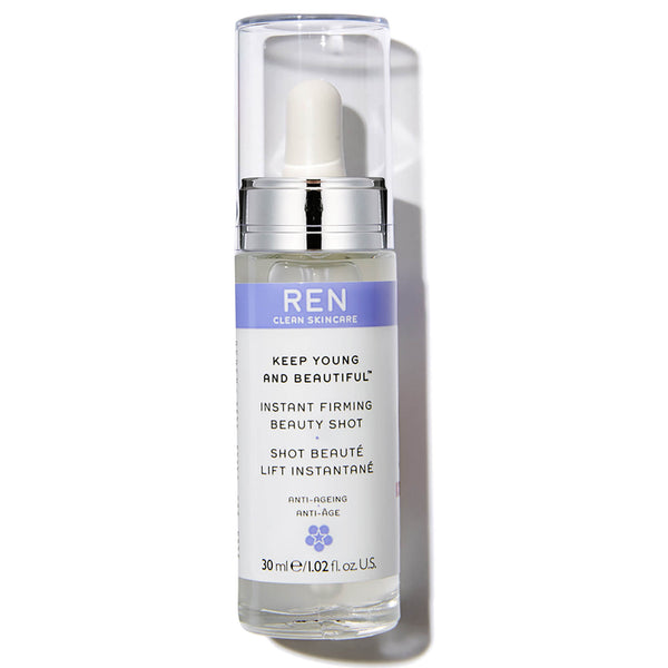REN CLEAN SKINCARE Keep Young And Beautiful™ Instant Firming Beauty Shot