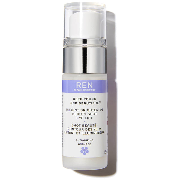 REN CLEAN SKINCARE Keep Young And Beautiful™ Instant Brightening Beauty Shot Eye Lift