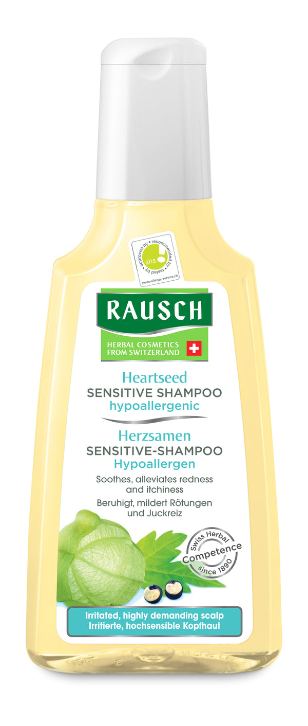 RAUSCH Heartseed Sensitive Shampoo For Irritated Scalp