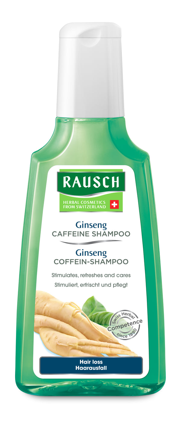 Ginseng Caffeine Shampoo For Hair Loss