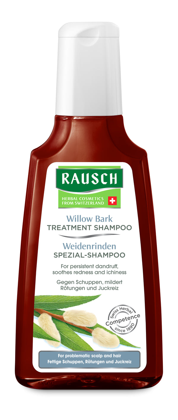 RAUSCH Willow Bark Treatment Shampoo For Problematic Scalp And Hair