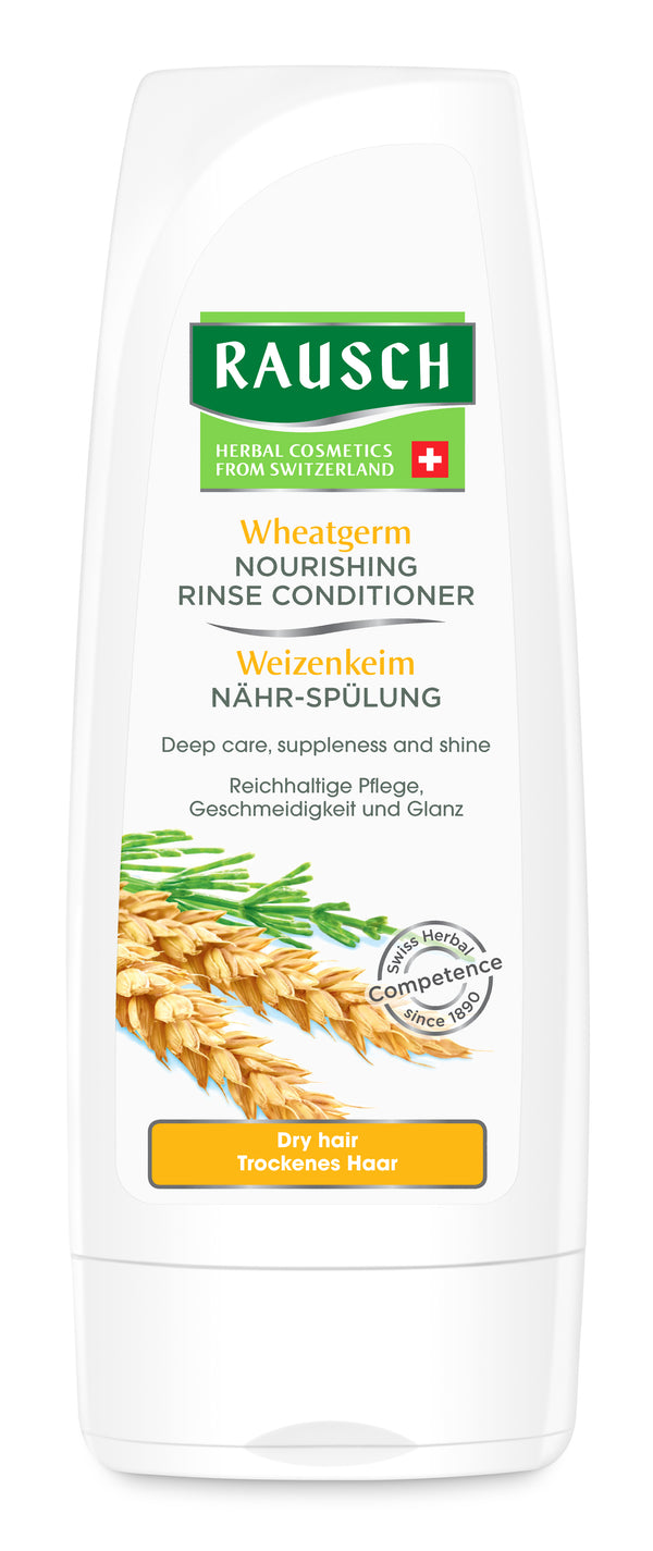 RAUSCH Wheatgerm Nourishing Rinse Conditioner For Dry Hair