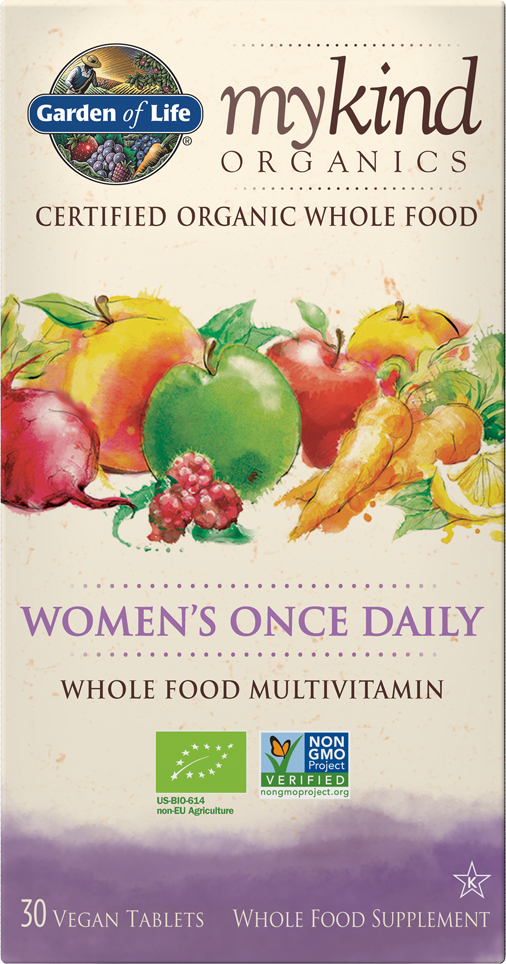 Mykind Organics Women's Once Daily