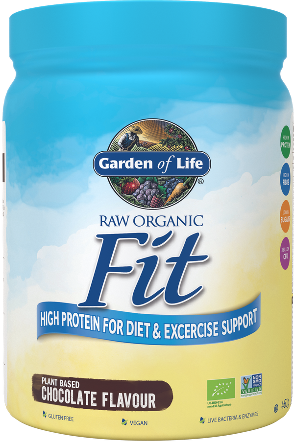 GARDEN OF LIFE Raw Organic Fit Chocolate