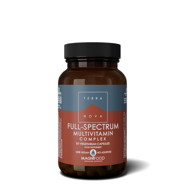 TERRANOVA Full-Spectrum Multivitamin Complex