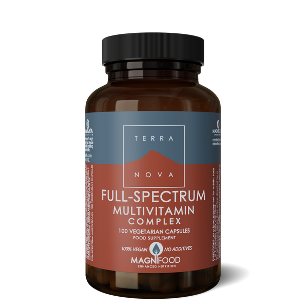 Full-Spectrum Multivitamin Complex