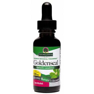 NATURE'S ANSWER Golden Seal Root