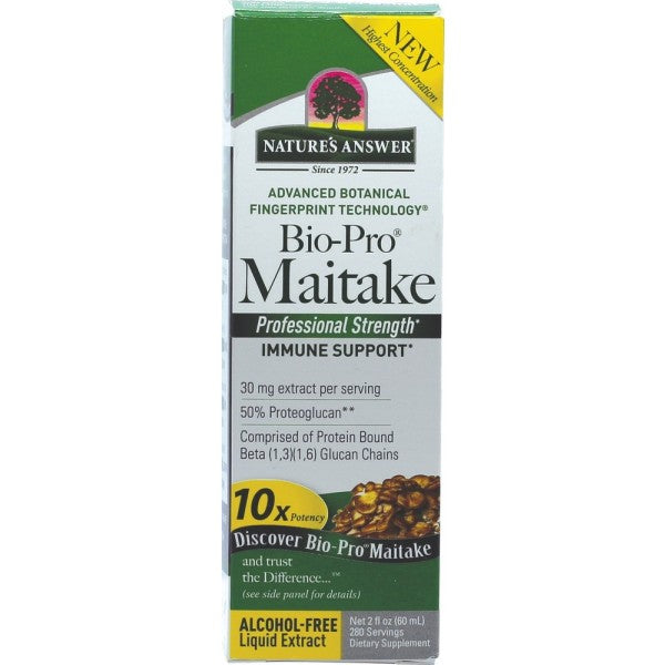NATURE'S ANSWER Bio Pro Maitake