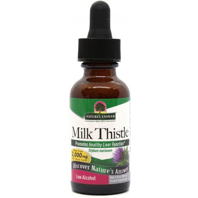 NATURE'S ANSWER Milk Thistle Seed