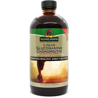 NATURE'S ANSWER Glucosamine/Chondroitin