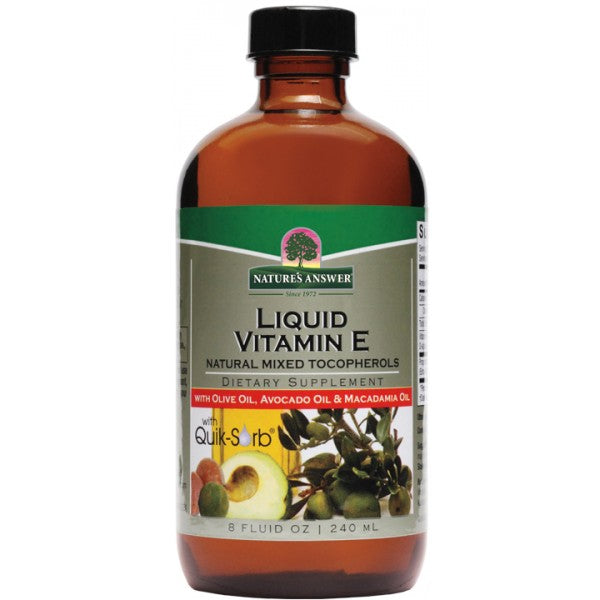 NATURE'S ANSWER Vitamin E