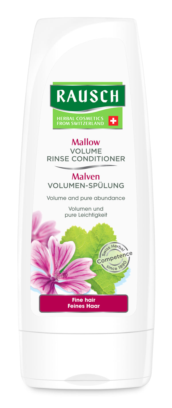 RAUSCH Mallow Volume Rinse Conditioner For Fine Hair