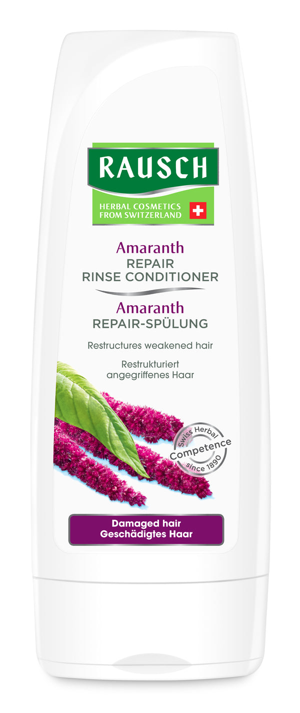 RAUSCH Amaranth Repair Rinse Conditioner For Damaged Hair
