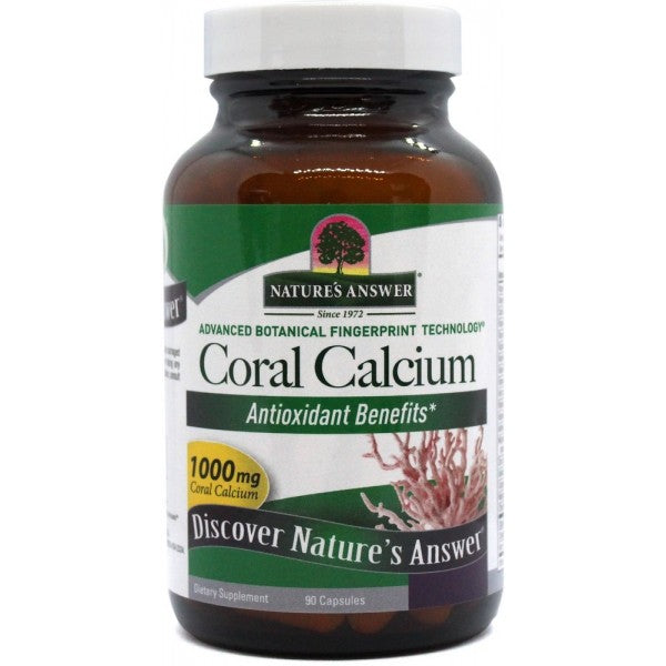 NATURE'S ANSWER Coral Calcium