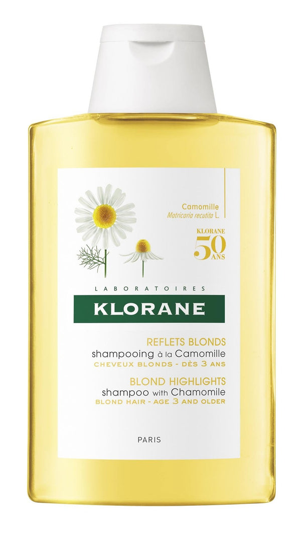 Shampoo with Camomile