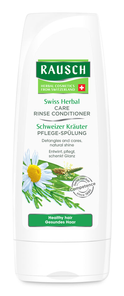 RAUSCH Swiss Herbal Care Rinse Conditioner For Healthy Hair
