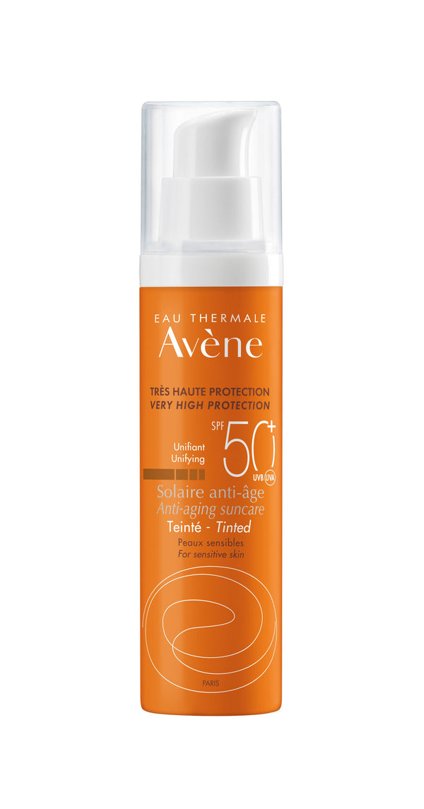 Tinted Anti-Ageing SPF 50+