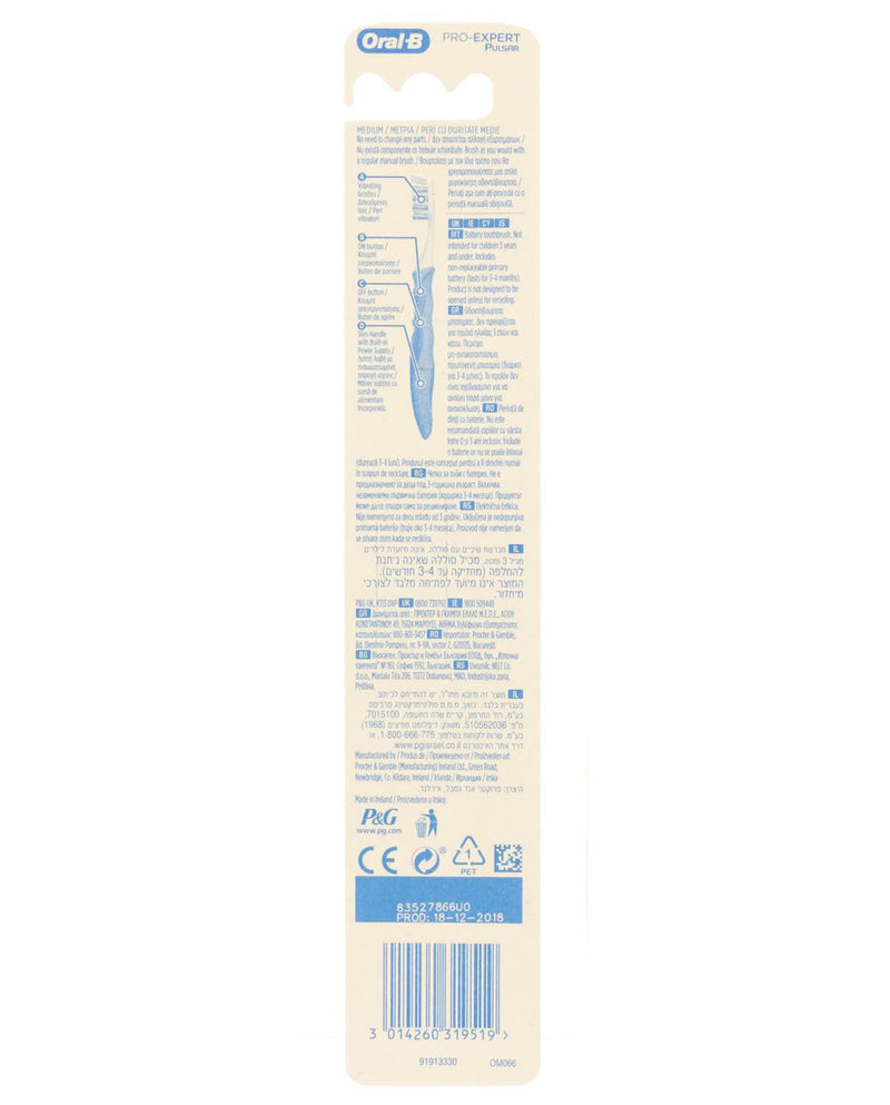 Pro-Expert Pulsar Toothbrush 35 medium