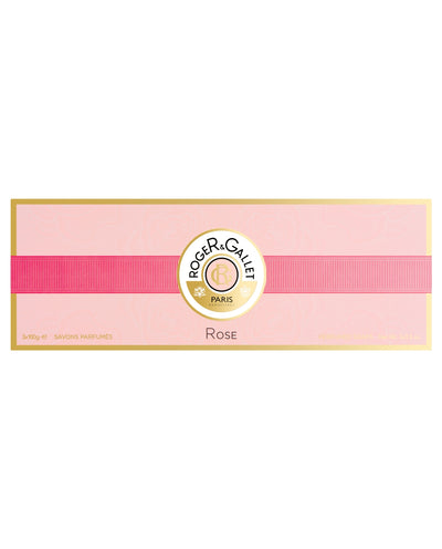 ROGER & GALLET Rose Gentle Perfumed Soaps