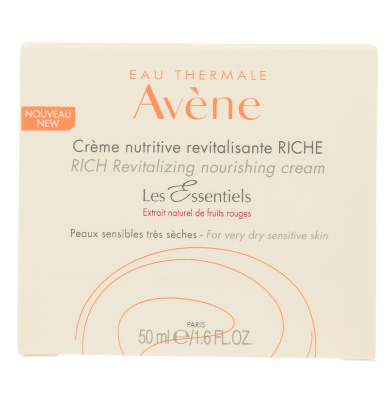 Les Essentiels Revitalizing Nourishing Cream Rich