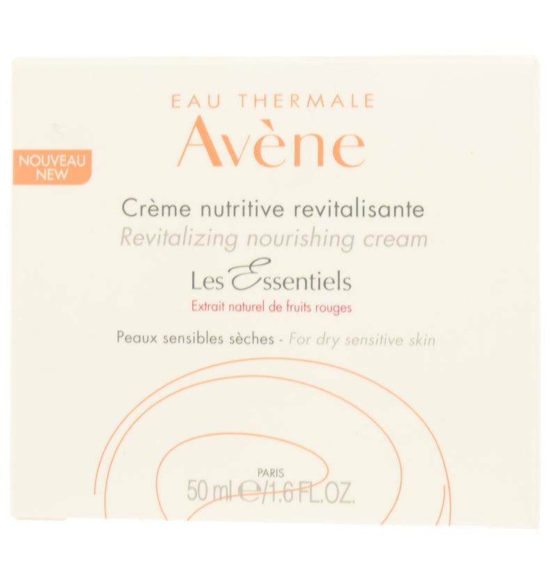 Les Essentiels Revitalizing Nourishing Cream