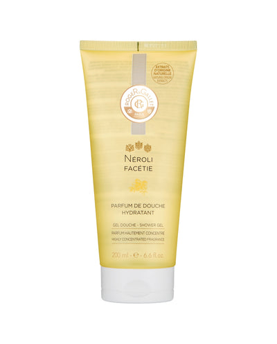 ROGER & GALLET Extraits de Cologne Néroli Facétie Shower Gel & Bubble Bath