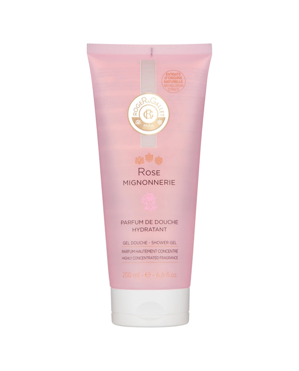 ROGER & GALLET Extraits de Cologne Rose Mignonnerie Shower Gel & Bubble Bath