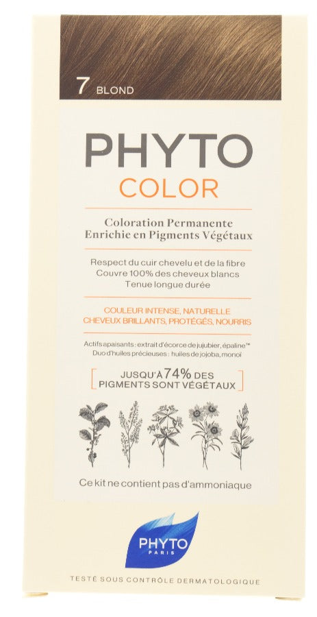 Phytocolor 7 Blonde