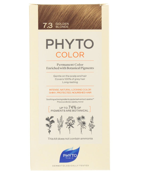 PHYTO Phytocolor 7.3 Golden Blonde