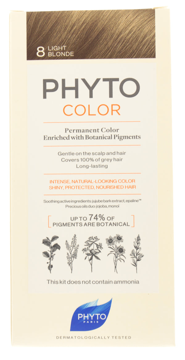 PHYTO Phytocolor 8 Light Blonde