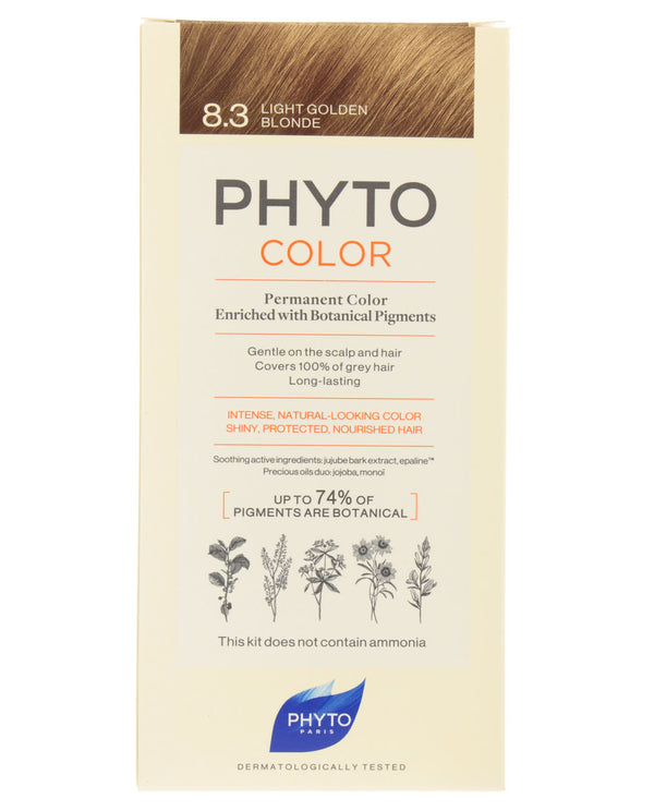 PHYTO Phytocolor 8.3 Light Golden Blonde