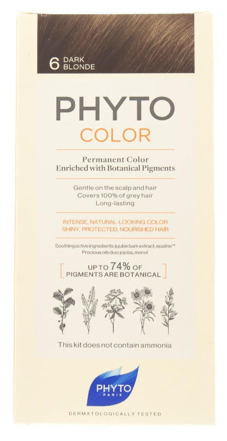 PHYTO Phytocolor 6 Dark Blonde