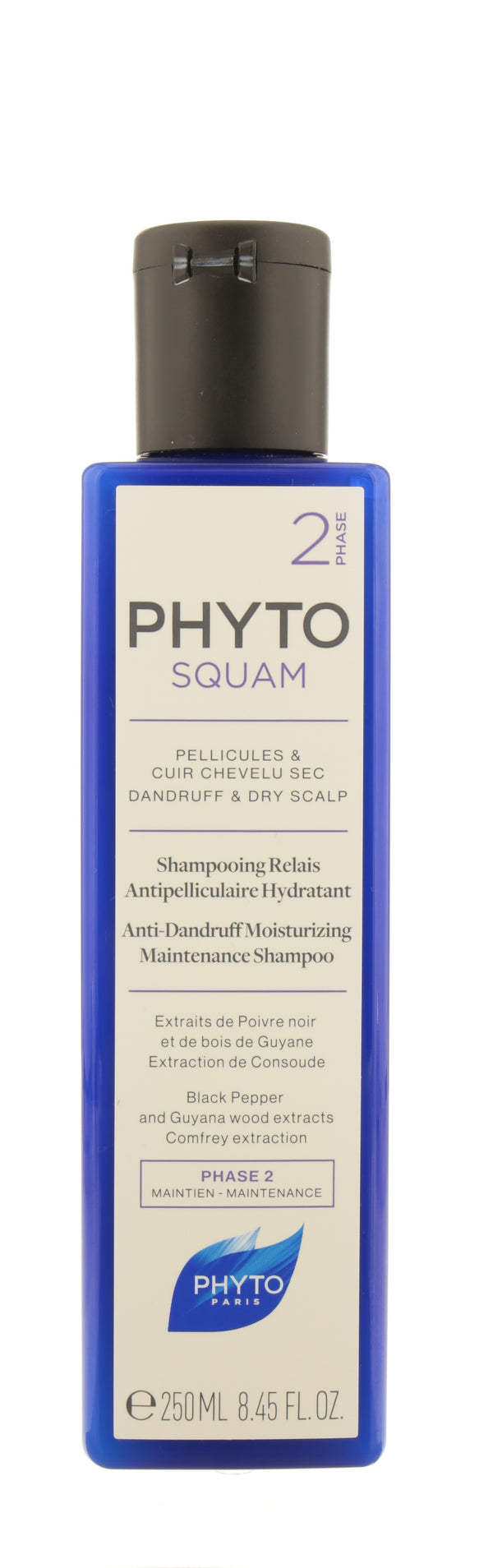 PHYTO Phytosquam Anti-Dandruff Hydrating Shampoo