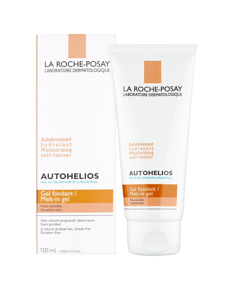 Anthelios Cream-Gel Self-Tanner