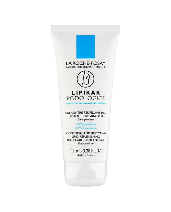 LA ROCHE-POSAY Lipikar Podologics Lipid-Replenishing Foot Care