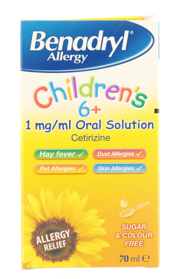 BENADRYL Benadryl Allergy Children's Solution