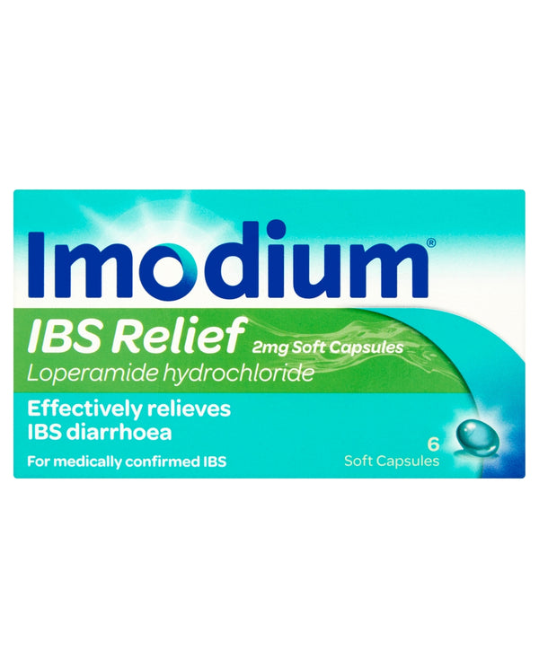 IMODIUM IBS Relief Capsules