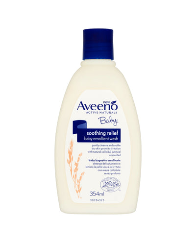 AVEENO Baby Soothing Relief Baby Emollient Wash