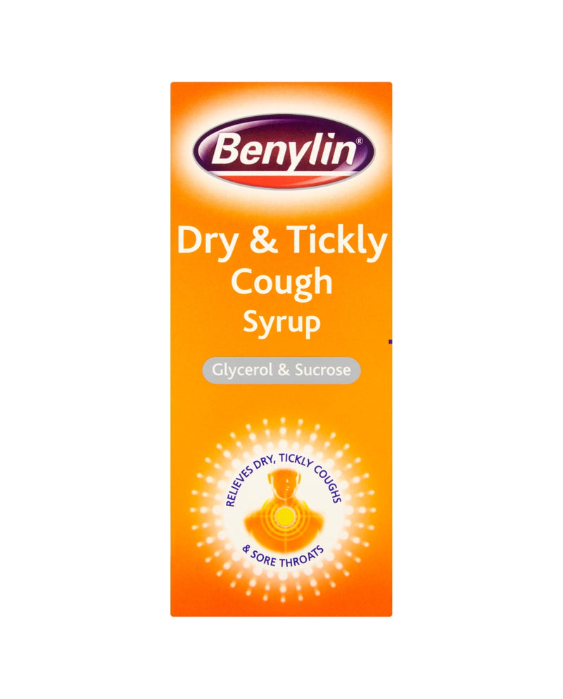 BENYLIN Dry & Tickly Cough Syrup