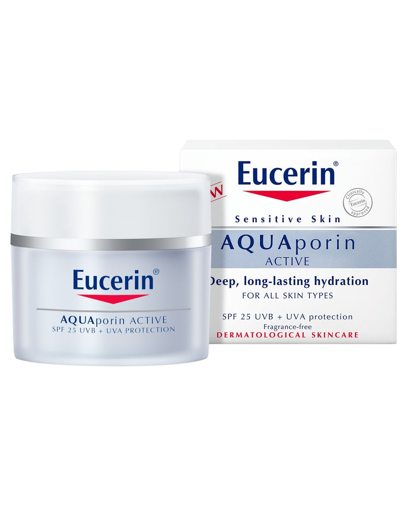 Aquaporin Active Hydration SPF 25 UVB + UVA Protection