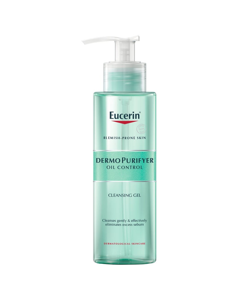 EUCERIN Dermo Purifyer Oil Control Cleansing Gel