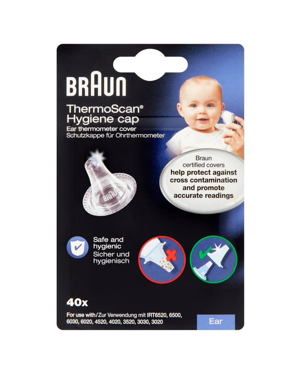 ThermoScan Hygiene Cap Ear Thermometer Cover