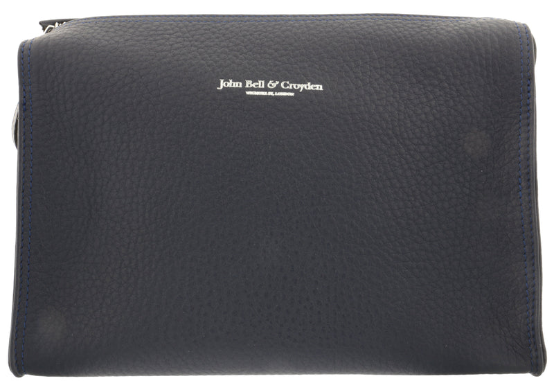 JOHN BELL & CROYDEN Unisex Wash Bag - Navy