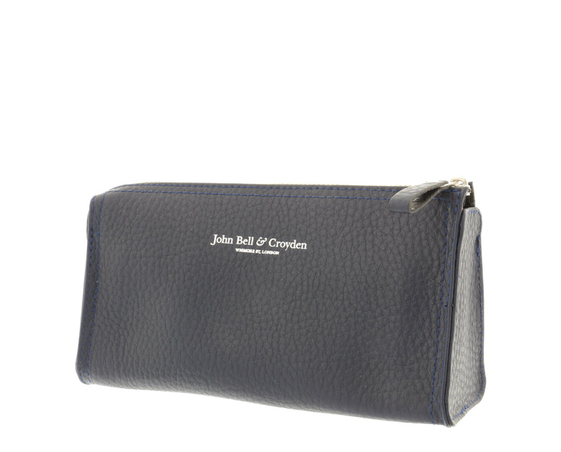 JOHN BELL & CROYDEN Unisex Toiletry Bag - Navy