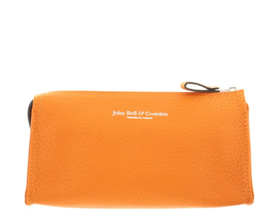 JOHN BELL & CROYDEN Unisex Toiletry Bag - Orange